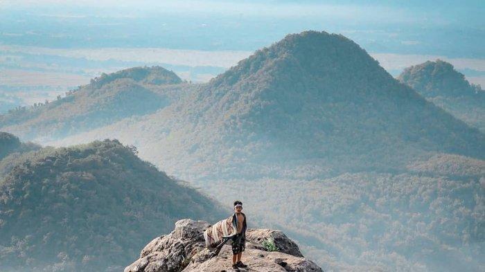 bukit cumbri wisata wonogiri