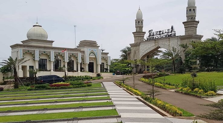 pemakaman Al Azhar Memorial Garden