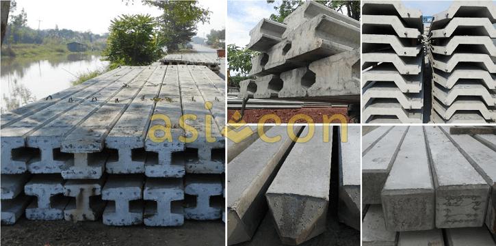 Ilustrasi beton prategang dan harga satuan pekerjaan