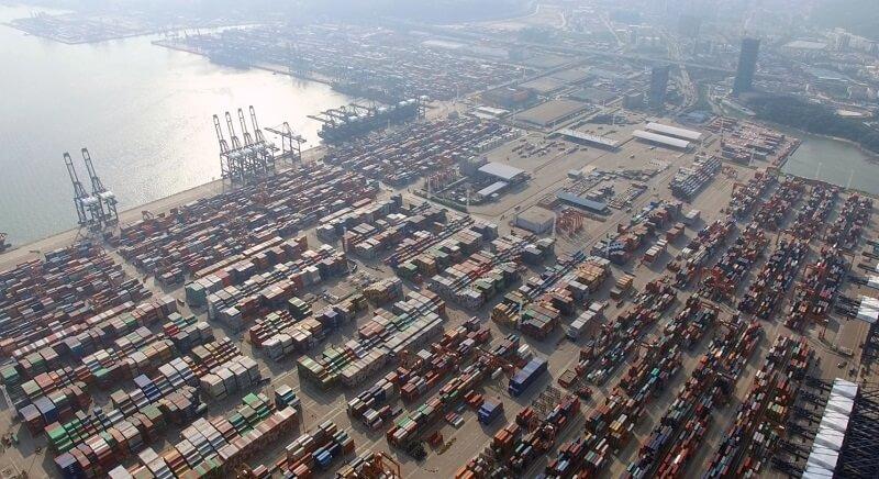 yantian port china