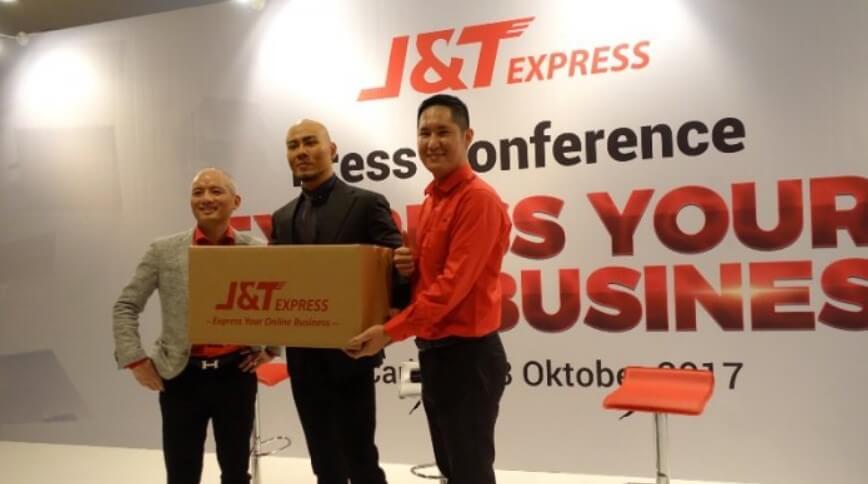 jet lee founder jnt express
