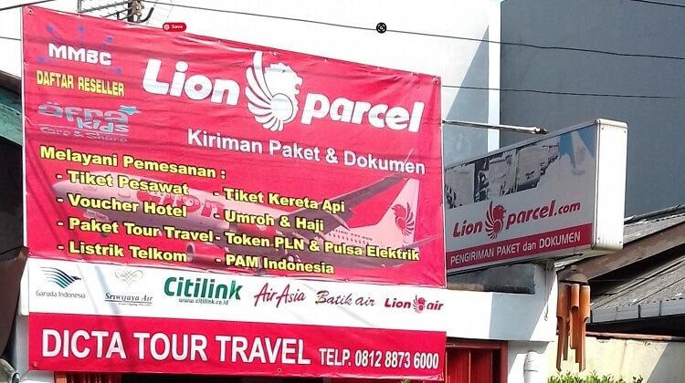 Outlet Lion Parcel Pengiriman Paket Dan Dokumen