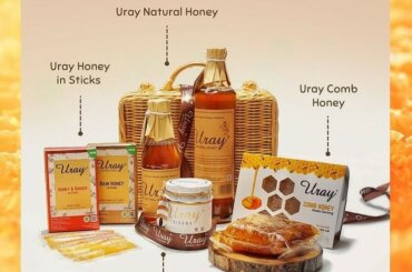 Beragam Produk Uray Natural Honey