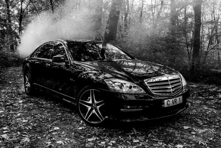 Mercedes Benz S Class Bekas