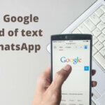 Cara Mudah Google Sound Of Text Di Aplikasi Whatsapp